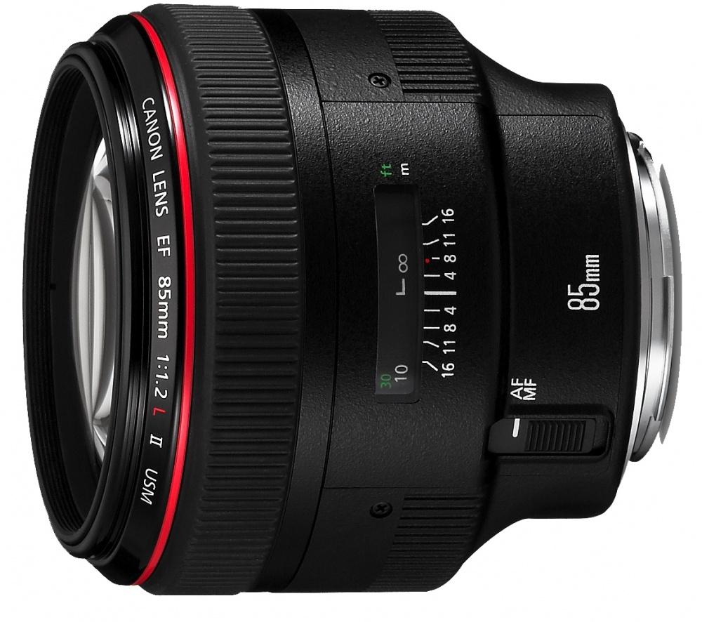 Объектив Canon EF 85 mm 1.2L II USM
