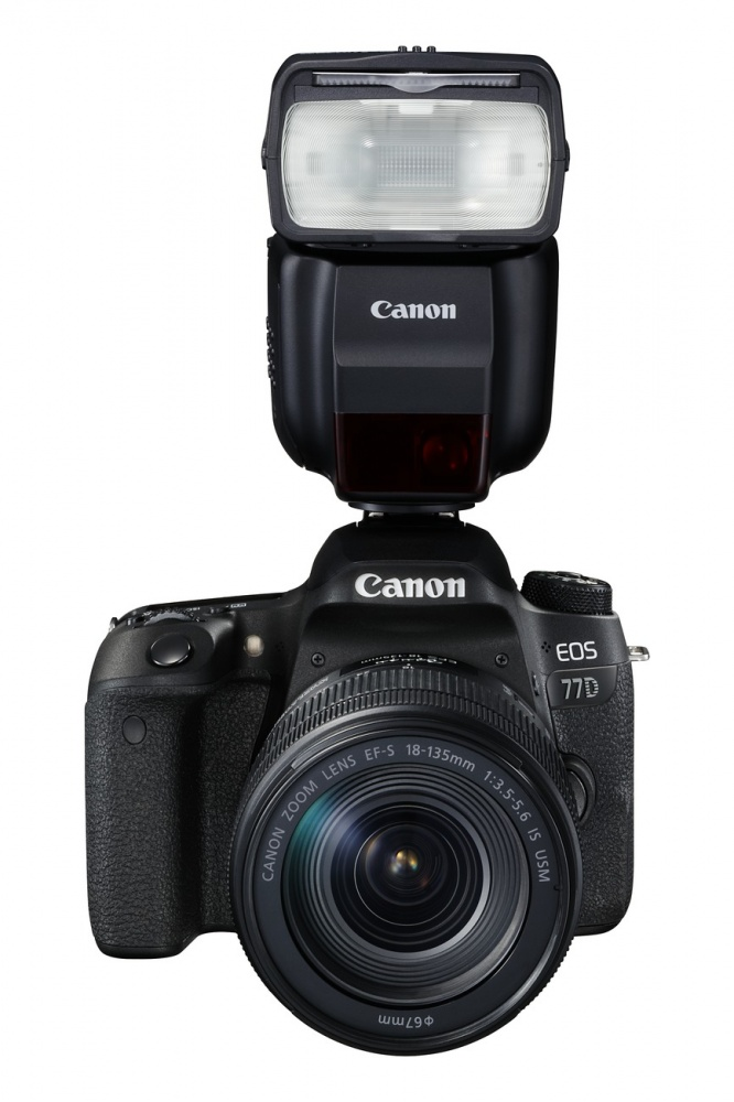 Canon EOS 77D kit 18-135 IS USM. Фото №12