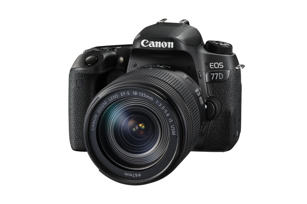 Canon EOS 77D kit 18-135 IS USM. Фото №2