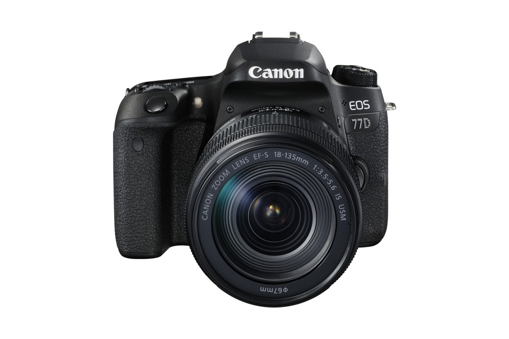 Canon EOS 77D kit 18-135 IS USM. Фото №3