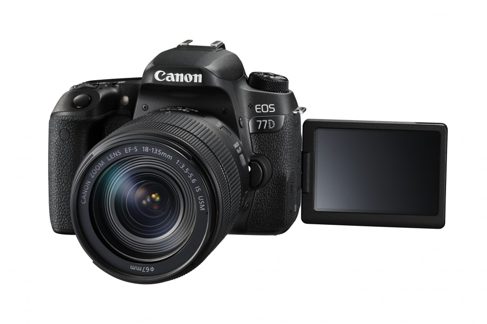 Canon EOS 77D kit 18-135 IS USM. Фото №10