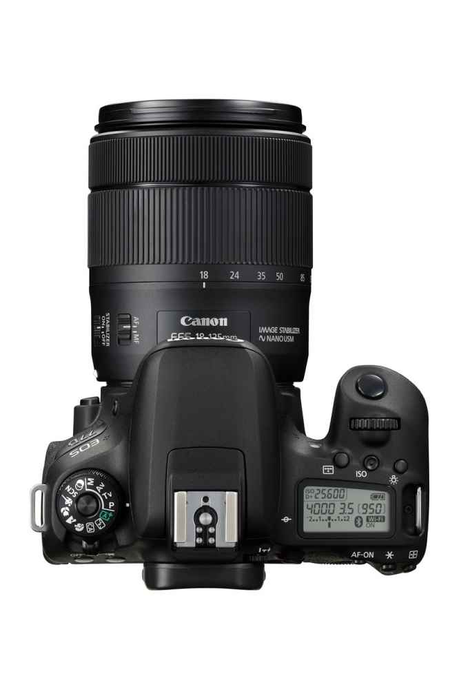 Canon EOS 77D kit 18-135 IS USM. Фото №8