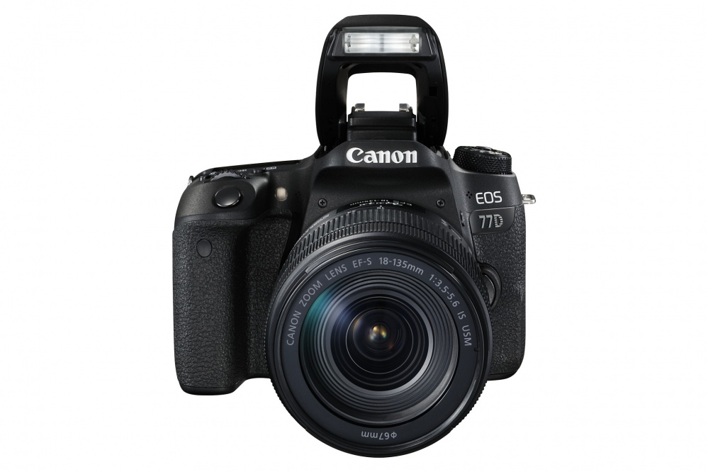 Canon EOS 77D kit 18-135 IS USM. Фото №5