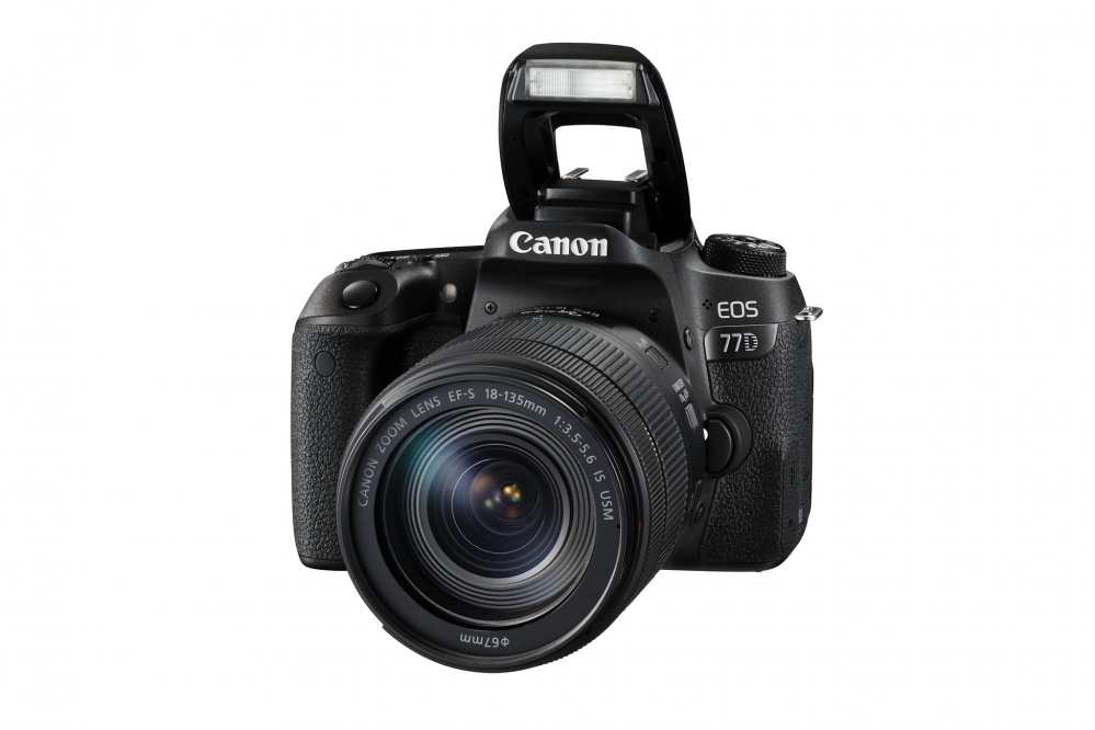 Canon EOS 77D kit 18-135 IS USM. Фото №9