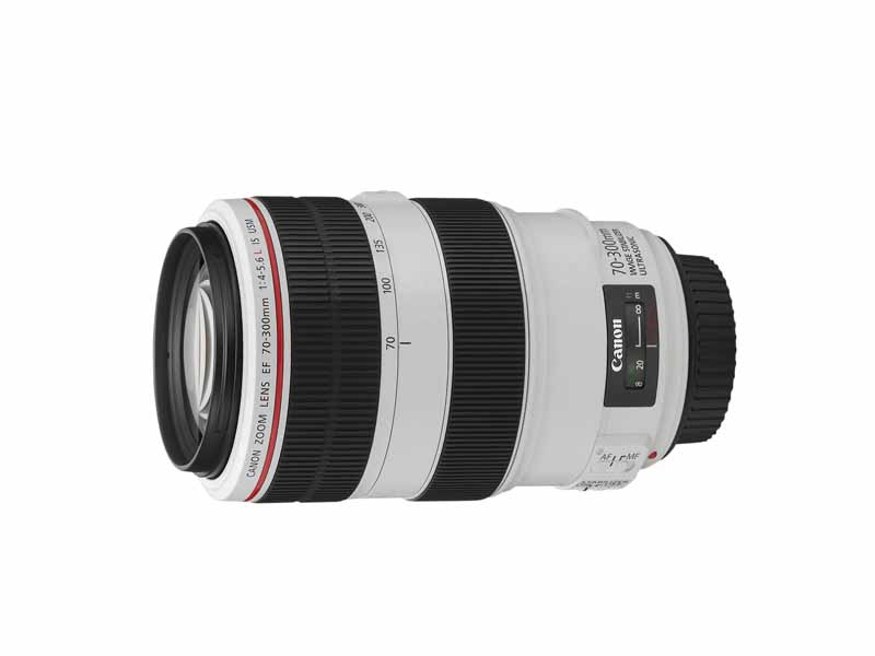 Объектив Canon EF 70-300mm 4-5.6L IS USM