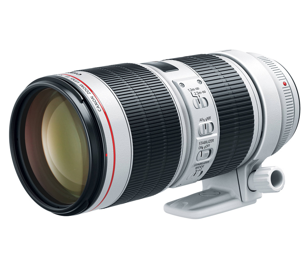 Объектив Canon EF 70-200 mm 2.8 L IS III USM